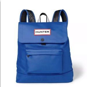 Hunter For Target Large Backpack Blue Waterproof